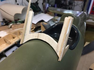 preparando marco para parabrisas 2