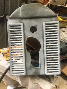ahuecando radiador 1